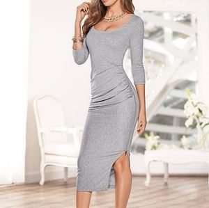 VENUS grey dress